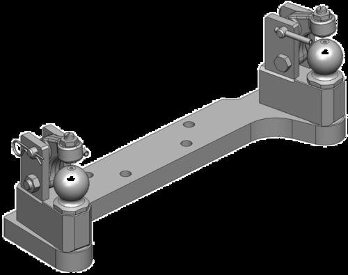 For K80®-Heavy Duty Drawbars