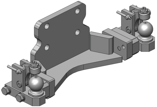 For K80®-Ball Coupling Inserts
