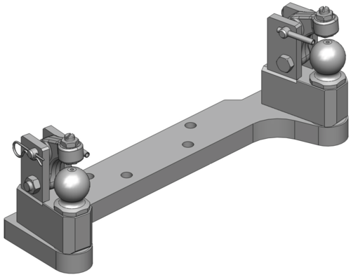 For K80®-Heavy Duty Drawbars
