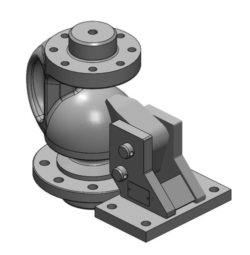 K110 Ball Coupling with Spoon